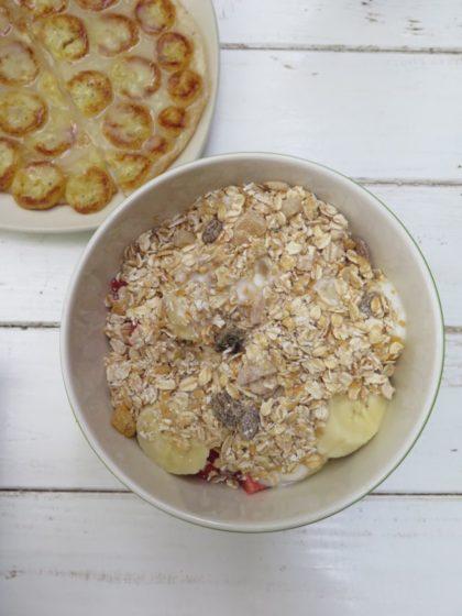 zdrowe płatki śniadaniowe